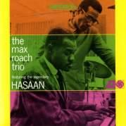 Обложка альбома The Max Roach Trio (feat. The Legendary Hasaan), Музыкальный Портал α