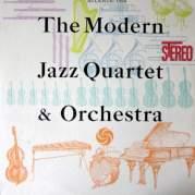 Обложка альбома The Modern Jazz Quartet & Orchestra, Музыкальный Портал α