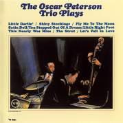 Обложка альбома The Oscar Peterson Trio Plays, Музыкальный Портал α