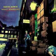 Обложка альбома The Rise and Fall of Ziggy Stardust and the Spiders From Mars, Музыкальный Портал α