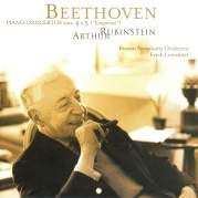 Обложка альбома The Rubinstein Collection: Volume 58 (Beethoven Piano Concerto No. 4 & 5), Музыкальный Портал α