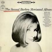 Обложка альбома The Second Barbra Streisand Album, Музыкальный Портал α