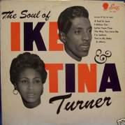 Обложка альбома The Soul of Ike & Tina Turner, Музыкальный Портал α