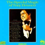 Обложка альбома The Special Magic of Tony Bennett, Музыкальный Портал α