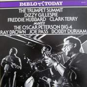 Обложка альбома The Trumpet Summit Meets the Oscar Peterson Big Four, Музыкальный Портал α