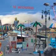 Обложка альбома The Unfairground, Музыкальный Портал α