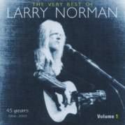 Обложка альбома The Very Best of Larry Norman, Volume 1, Музыкальный Портал α