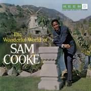 Обложка альбома The Wonderful World of Sam Cooke, Музыкальный Портал α