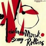 Обложка альбома Thelonius Monk / Sonny Rollins, Музыкальный Портал α