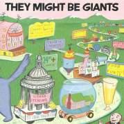 Обложка альбома They Might Be Giants, Музыкальный Портал α