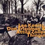 Обложка альбома Thingin', Музыкальный Портал α