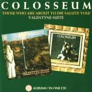 Обложка альбома Those Who Are About to Die / Valentyne Suite, Музыкальный Портал α