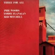 Обложка альбома Three for All, Музыкальный Портал α