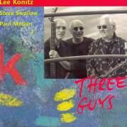 Обложка альбома Three Guys, Музыкальный Портал α