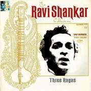 Обложка альбома Three Ragas, Музыкальный Портал α
