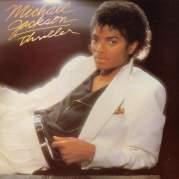Обложка альбома Thriller, Музыкальный Портал α