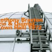 Обложка альбома Town Hall Trio & Quintet 1972, Музыкальный Портал α
