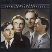 Обложка альбома Trans Europa Express, Музыкальный Портал α