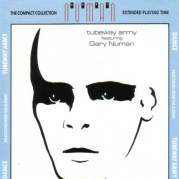 Обложка альбома Tubeway Army / Dance, Музыкальный Портал α