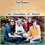 Обложка альбома Two Generations of Brubeck, Музыкальный Портал α