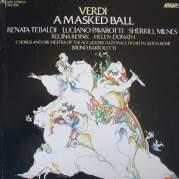 Обложка альбома Un ballo in maschera, Музыкальный Портал α