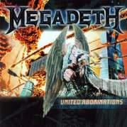 Обложка альбома United Abominations, Музыкальный Портал α