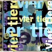 Обложка альбома Vier Tiere, Музыкальный Портал α