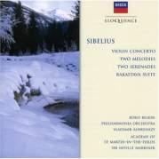 Violin Concerto / Two Melodies / Two Serenades / Rakastava Suite, Музыкальный Портал α