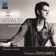 Обложка альбома Virtuoso Cantatas, Музыкальный Портал α