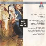 Vivaldi: Gloria / Pergolesi: Stabat Mater, Музыкальный Портал α