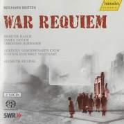 Обложка альбома War Requiem, Музыкальный Портал α