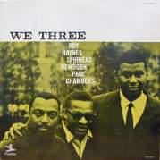 Обложка альбома We Three, Музыкальный Портал α
