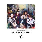 Обложка альбома Welcome to the Pleasuredome, Музыкальный Портал α