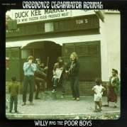 Обложка альбома Willy and the Poor Boys, Музыкальный Портал α