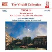 Обложка альбома Wind Concerti, Музыкальный Портал α