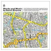 Обложка альбома Words and Music by Saint Etienne, Музыкальный Портал α