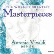 Обложка альбома World's Greatest Masterpieces: Antonio Vivaldi (1675–1741), Музыкальный Портал α