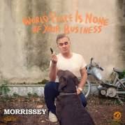 Обложка альбома World Peace Is None of Your Business, Музыкальный Портал α
