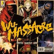 Обложка альбома Wu-Massacre, Музыкальный Портал α