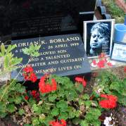 Adrian Borland, Музыкальный Портал α