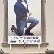 Фриц Вундерлих, Музыкальный Портал α