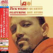 Обложка альбома Jack Wilson Quartet Featuring Roy Ayers, Музыкальный Портал α