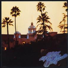 Обложка альбома Hotel California, Музыкальный Портал α