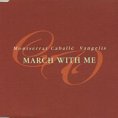 Обложка альбома March With Me, Музыкальный Портал α
