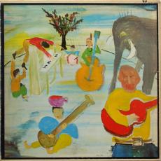 Обложка альбома Music From Big Pink, Музыкальный Портал α