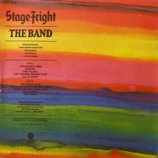 Обложка альбома Stage Fright, Музыкальный Портал α