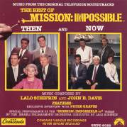 Обложка альбома The Best of Mission Impossible: Then and Now, Музыкальный Портал α