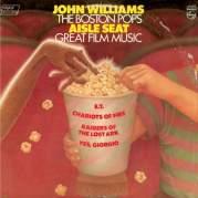 Обложка альбома Aisle Seat: Great Film Music, Музыкальный Портал α
