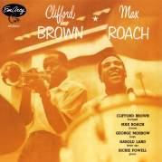 Обложка альбома Clifford Brown & Max Roach, Музыкальный Портал α
