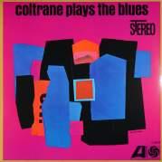 Обложка альбома Coltrane Plays the Blues, Музыкальный Портал α